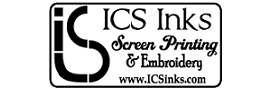 ICS Inks Screen Printing and Embroidery