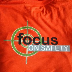 focus on safety