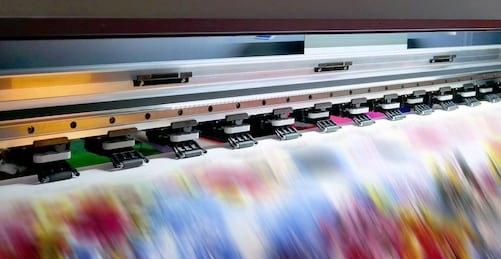 Digital Banner by ICS Inks Screen Printing & Embroidery